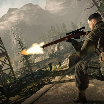 Sniper Elite 4 Has Officially Made Its Way To Stadia