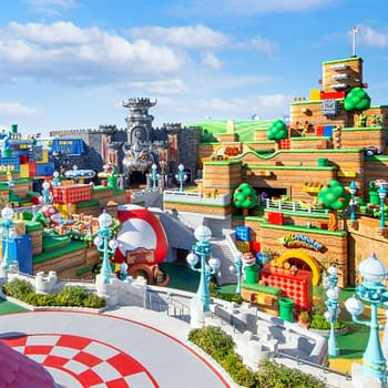 Super Nintendo World Will Open In Japan On February 4th 2021