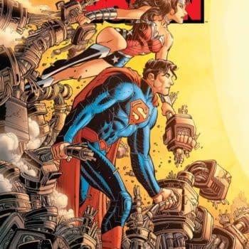 Obscure Comics: Superman/Wonder Woman #30 & #31