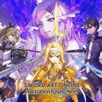 Sword Art Online: Alicization Rising Steel Reveals Anniversary Plans