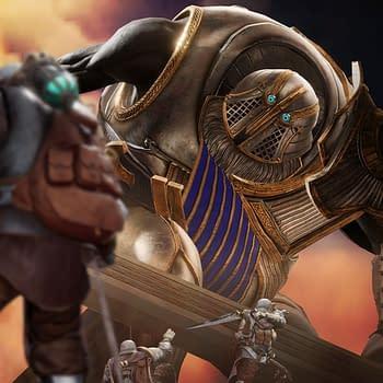 Swords Of Gargantua Is Headed To PSVR This December