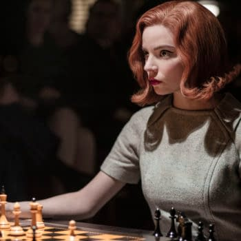 The Queen's Gambit on Netflix Lives up to the 64m views Hype