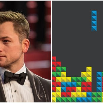 Tetris: Star Taron Egerton Falls into Place for Apple Film