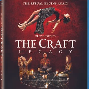 Watch A Deleted Scene Form The Craft: Legacy Blu-ray