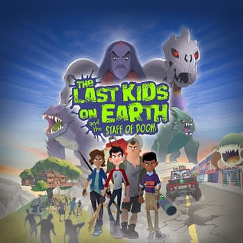 The Last Kids On Earth Video Game Releases A New Story Trailer