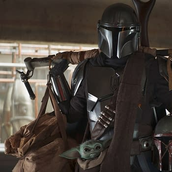The Mandalorian Showed Chris Krebs The Way Trump Never Had a Chance