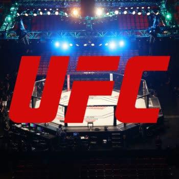 UFC logo. Photo by Cassiano Correia.