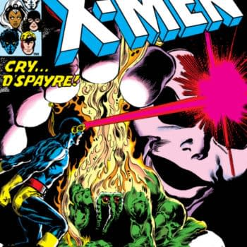 The cover to Uncanny X-Men #144, the first issue published after Chris Claremont and John Byrne split.