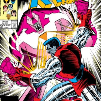 Uncanny X-Men #209, one place Chris Claremont would start if rewriting the X-Men