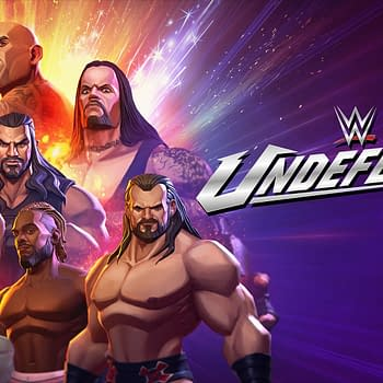 WWE Undefeated Launched On Mobile This December