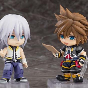 Kingdom Hearts II Riku Joins Sora at Good Smile Company