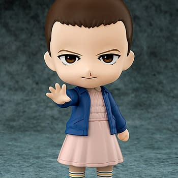Stranger Things Eleven Mind Melts Good Smile Company