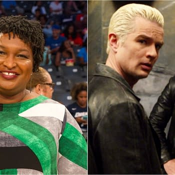 Buffy Fan Stacey Abrams on Spike/Angel Debate Joss Whedon Approves