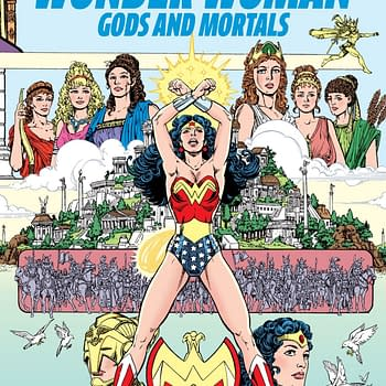 George Pérezs Wonder Woman Gets Absolute Treatment in 2021