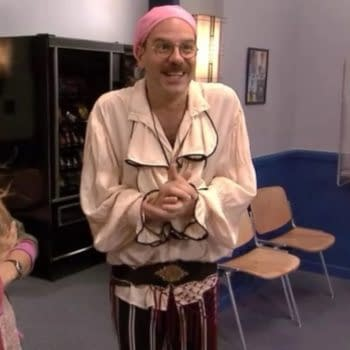 David Cross as Tobias Fünke in Arrested Development. Image courtesy of Netflix