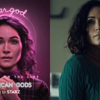 American Gods continued profiling Season 3 characters (Image: STARZ)