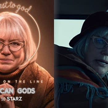 American Gods Season 3: Meet Julia Sweeneys Ann-Marie Hinzelmann