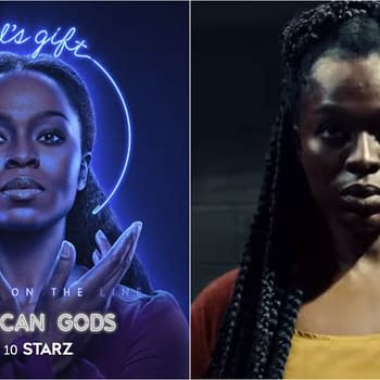 American Gods: Yetide Badaki on Intimate Bilquis/Shadow Connection