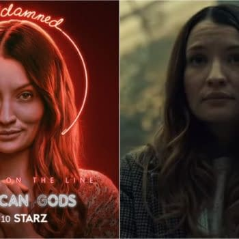 American Gods profiles Laura Moon in season 3 (Images: STARZ screencaps)