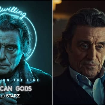 American Gods Season 3: Mr. Wednesday Goes Coastal Intros His Fiancee