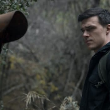 AHS 1984 star Finn Wittrock is offering an interesting detail about American Horror Story season 10 (Image: FX Networks)