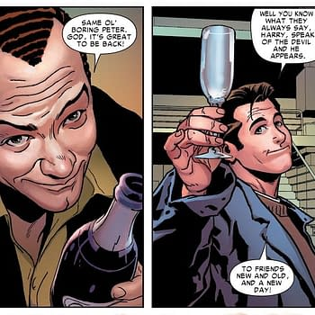Nick Spencer Writes One More Day (Again) In Amazing Spider-Man #53