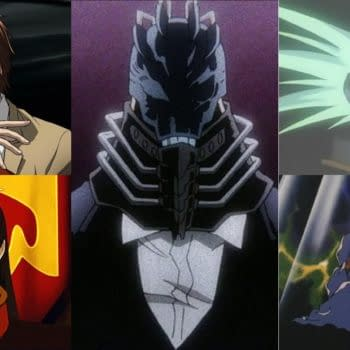 Anime villains wouldn't mind the Trump administration at all- except maybe one (Images: screencaps)