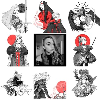 The Worst Ronin - New Graphic Novel About Two Women Samurai Warriors