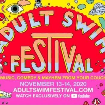 Adult Swim Festival returns virtually this November (Image: Adult Swim)