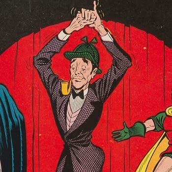 The Detective Story Behind the Alfred Pennyworth Comic Book Collection
