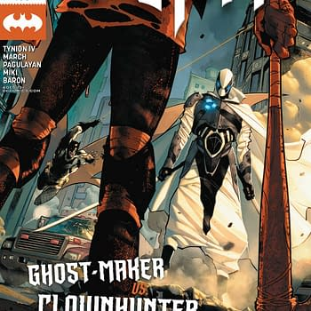 Batman #103 Review: Its Somewhat Entertaining
