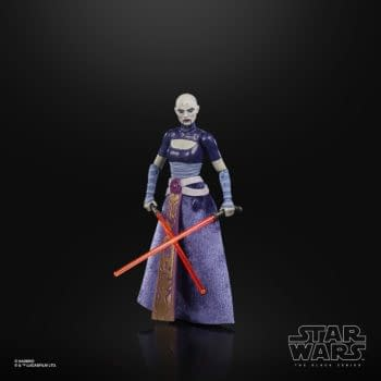 Hasbro Unveils New Star Wars Figures With Asajj Ventress and Zutton