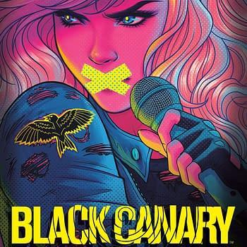 Black Canary Novel by Alexandra Monir Breaking Silence Sneak Peek