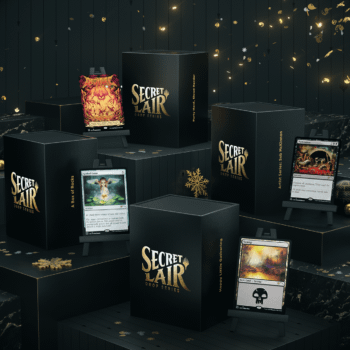 "Magic: The Gathering activates ""Secretversary 2020"" on Cyber Monday"