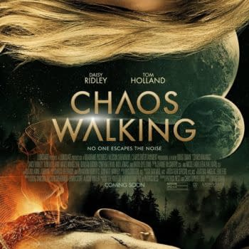 Lionsgate Releases a Poster for the Forever Delayed Chaos Walking