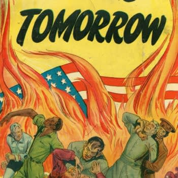 Is This Tomorrow? Today?  Communist Fears and Comic Books