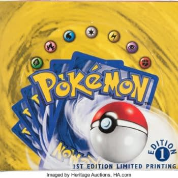 Heritage Auctions Off Sealed Pokémon Base Set Box For Record Price