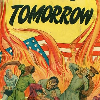 Is This Tomorrow Today Communist Fears and Comic Books