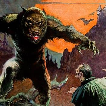 Unearthing the Horror Behind Frazettas Creepy Wolfman