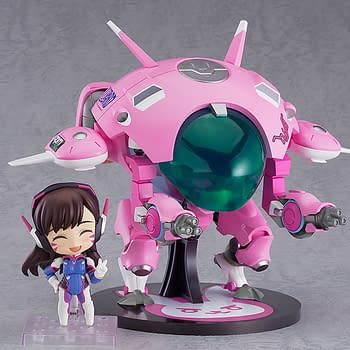 Overwatch D.Vas MEKA is Combat Ready with Good Smile Company
