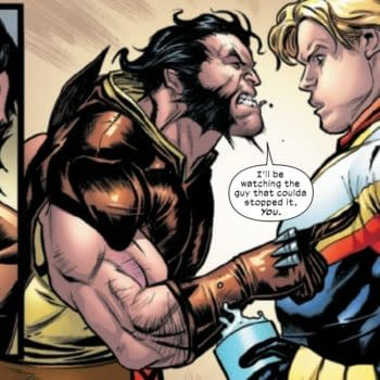 Jim Jaspers Serves Up for The X-Men In Marauders #14