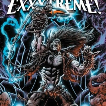Dark Nights Death Metal Infinite Hours Exxxtreme #1 Review: Frag-Tastic