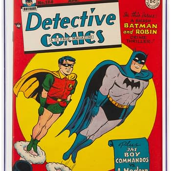 Detective Comics #134 (DC, 1948) CGC NM+ 9.6 Off-white to white pages