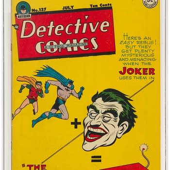 Detective Comics #137 (DC, 1948) CGC VF 8.0 Off-white to white pages