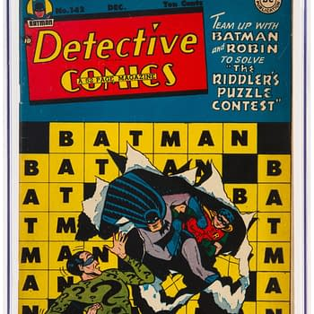Detective Comics #142 (DC, 1948) CGC VF+ 8.5 Off-white to white pages