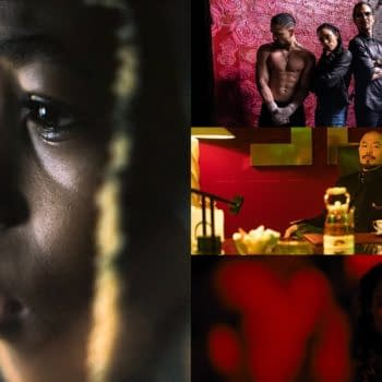 DMZ teaser images released by Ava DuVernay (Images: A. DuVernay/HBO Max)