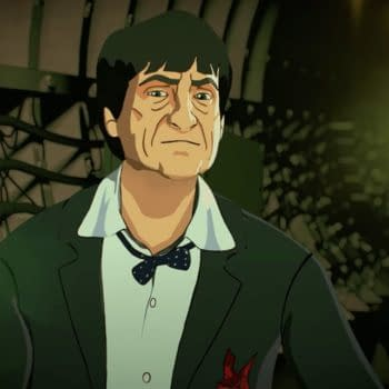 """Doctor Who: """"The Web of Fear"""" Lost Episode 3 to be Animated"""