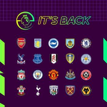 Premier League & EA Sports Launch The 2020/21 ePremier League