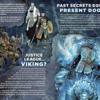Endless Winter Preview In This Week's DC Comics