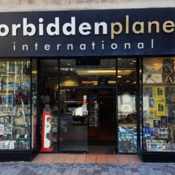 Forbidden Planet International Also Has A Lockdown Click & Collect